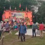 পঃমেদিনীপুরের হাদিরা এলাকায় ভারতীয় জনতা পার্টির পক্ষ থেকে এক বিশাল জনাসভার আয়োজন