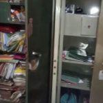 মধ্যরাতে স্কুলের সাতটি আলমারী ভেঙে চুরি নগদ টাকা