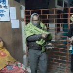 রাতের অন্ধকারে তৃণমূল আশ্রিত দুষ্কৃতীদের তাণ্ডব বিজেপি নেতা কর্মীর বাড়িতে