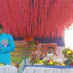 শালবনি ফোডার ফার্মের তৃণমূল কংগ্রেস পরিচালিত ইউনিয়নের কর্মী সম্মেলনের আয়োজন