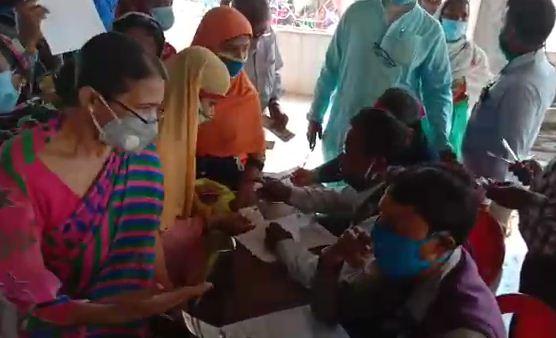 """পূর্ব মেদিনীপুর জেলার পাঁশকুড়াতে উদ্ভোধন হল """"দুয়ারে দুয়ারে সরকার"""" প্রকল্প"""
