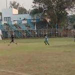 মুখ্যমন্ত্রীর অনুপ্রেরণায় পশ্চিম মেদিনীপুরের অরবিন্দ স্টেডিয়ামে জঙ্গলমহল কাপ ফুটবলের আয়োজন