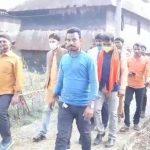"""""""আর নয় অন্যায়"""" কর্মসূচিকে সামনে রেখে কেশপুরে 'গৃহ-সম্পর্ক অভিযান' শুরু করল বিজেপি"""