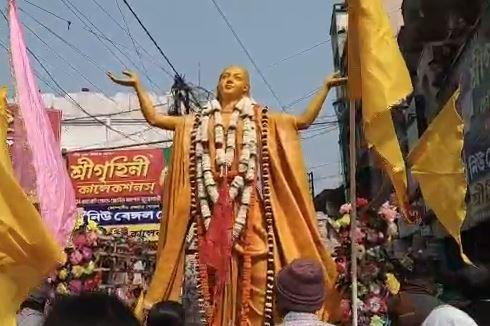 'জয় শ্রীরাম' কোনও অপ শব্দ নয়, এটা শুভ শব্দ, তমলুক মহাপ্রভু মন্দিরের বার্ষিক অনুষ্ঠানে এসে বললেন শুভেন্দু