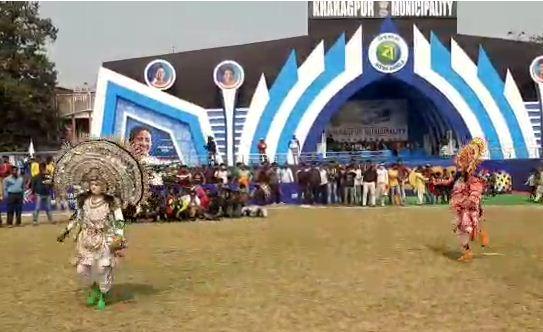 মুখ্যমন্ত্রীর অনুপ্রেরনায় খড়্গপুরে BNR গ্রাউন্ডে শুরু হল ক্রিকেট প্রতিযোগিতা